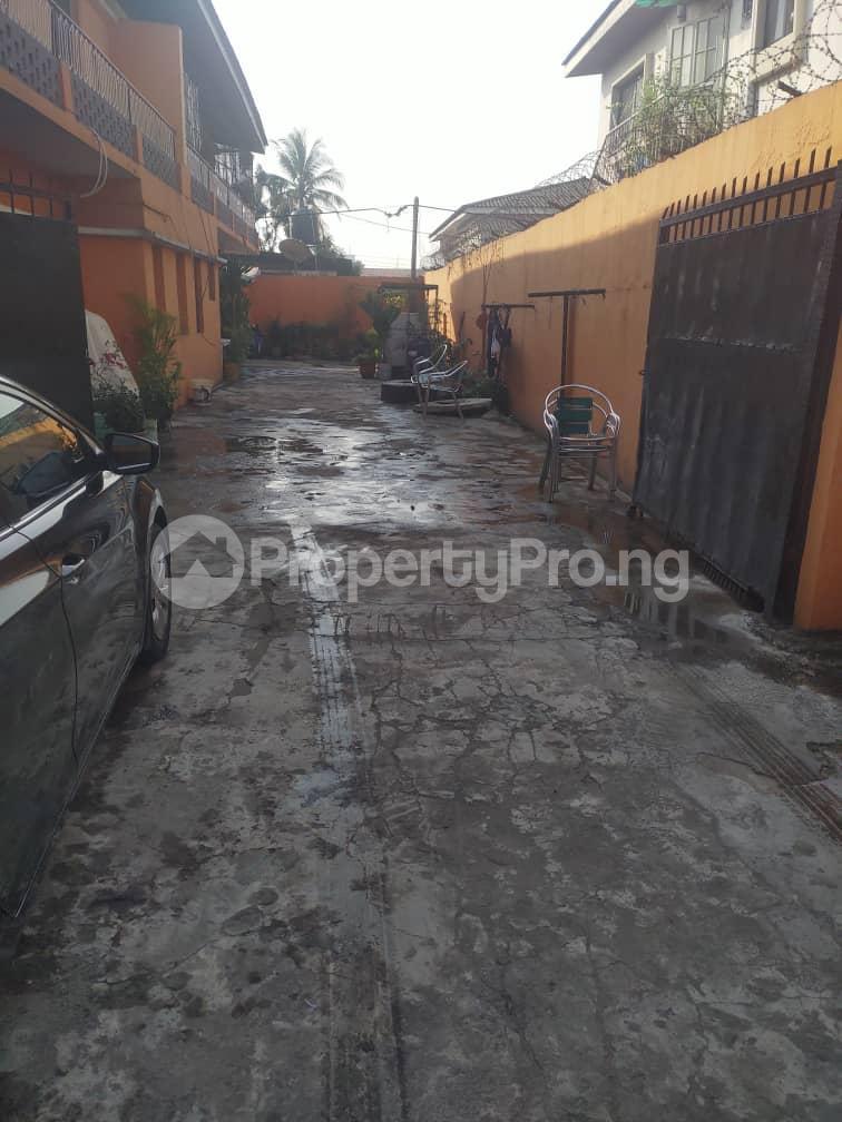 4 bedroom Detached Duplex House for sale Ilupeju industrial estate Ilupeju Lagos - 1