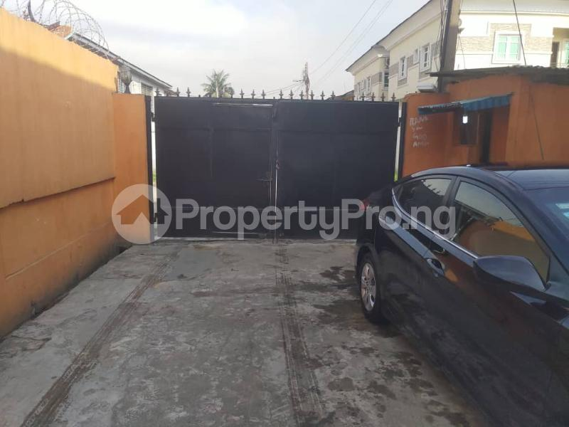 4 bedroom Detached Duplex House for sale Ilupeju industrial estate Ilupeju Lagos - 5