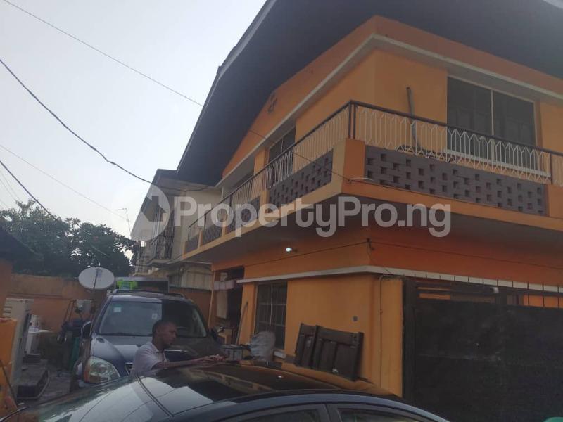4 bedroom Detached Duplex House for sale Ilupeju industrial estate Ilupeju Lagos - 4