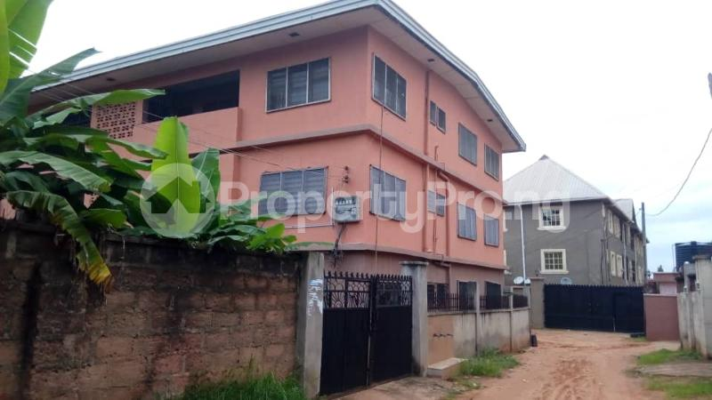 3 bedroom Blocks of Flats House for rent Nnemeka Street Behind Madonna Hospital Awka South Anambra - 0