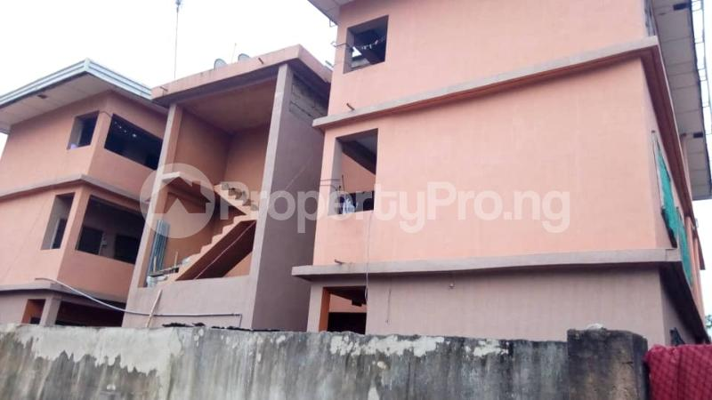3 bedroom Blocks of Flats House for rent Nnemeka Street Behind Madonna Hospital Awka South Anambra - 1