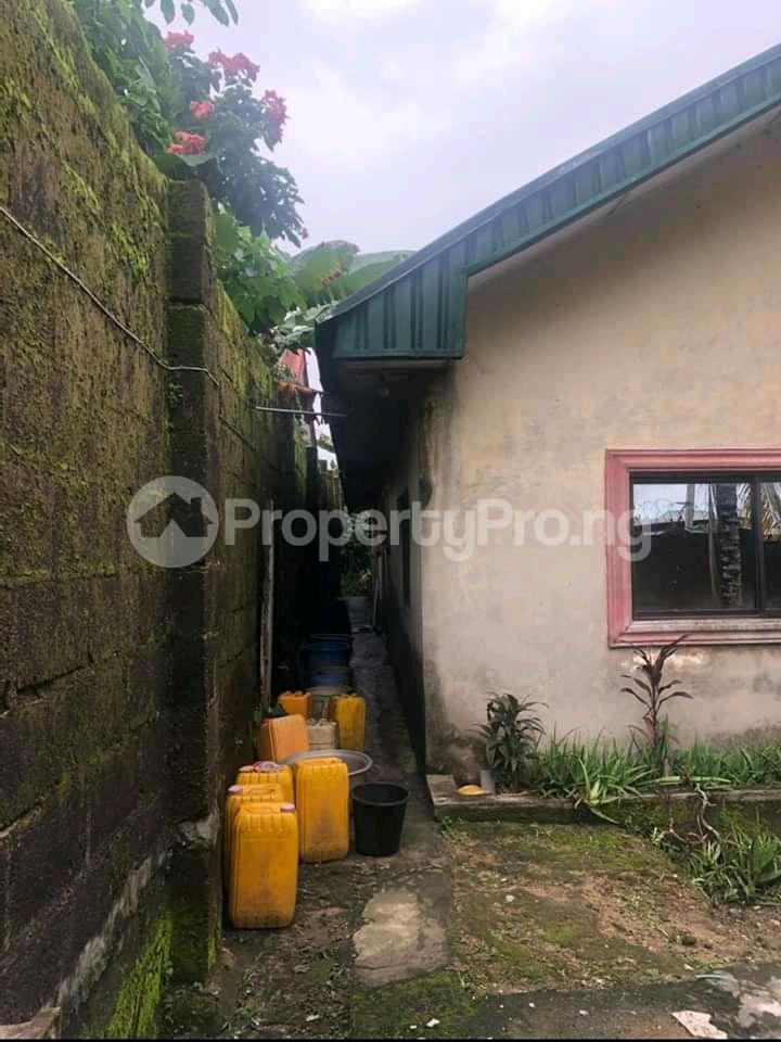4 bedroom Terraced Duplex House for sale Basin authority,8miles Calabar Cross River - 4