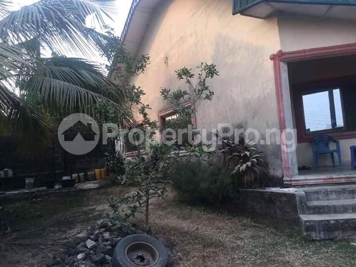 4 bedroom Terraced Duplex House for sale Basin authority,8miles Calabar Cross River - 1
