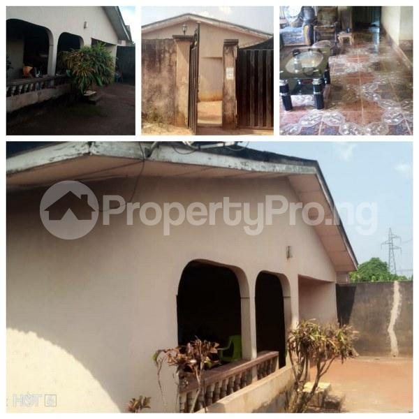 3 bedroom Semi Detached Bungalow House for sale Benin  City Central Edo - 0