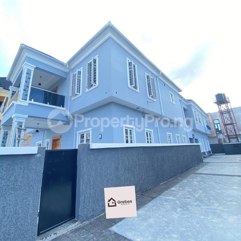3 bedroom Blocks of Flats House for rent Lekki palm city Ajah Lagos - 0