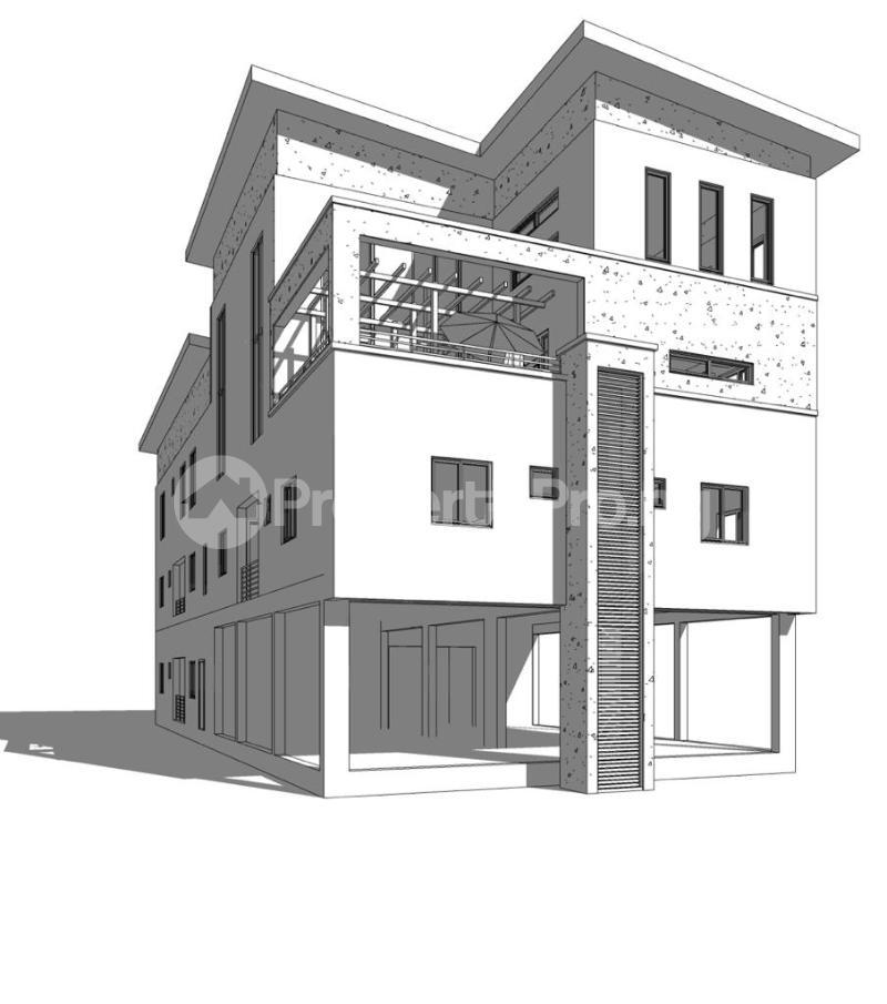 3 bedroom Shared Apartment Flat / Apartment for sale 9 Tolu Williams street Kayfarm estate Obawole ogba  Iju Lagos - 9
