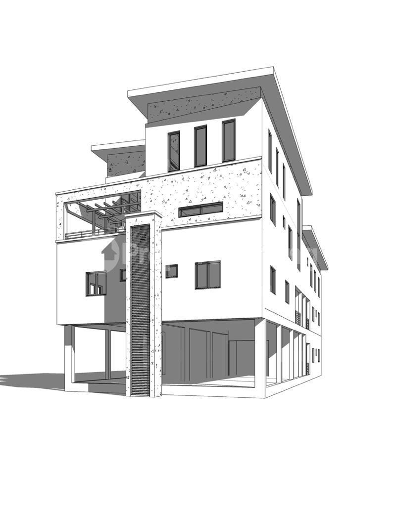 3 bedroom Shared Apartment Flat / Apartment for sale 9 Tolu Williams street Kayfarm estate Obawole ogba  Iju Lagos - 7