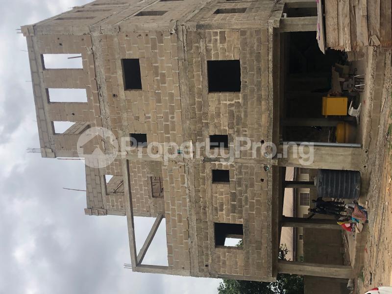 3 bedroom Shared Apartment Flat / Apartment for sale 9 Tolu Williams street Kayfarm estate Obawole ogba  Iju Lagos - 3