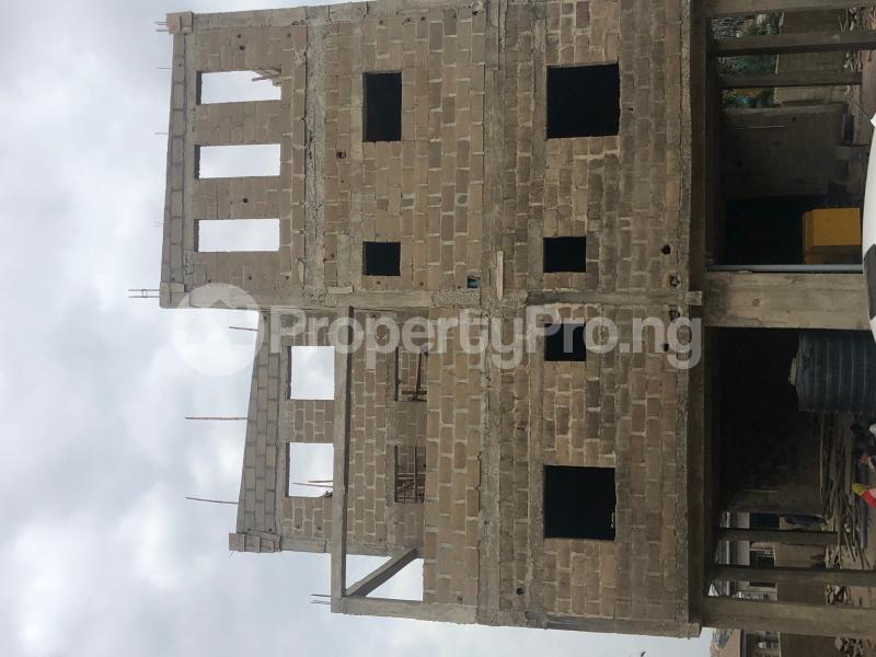 3 bedroom Shared Apartment Flat / Apartment for sale 9 Tolu Williams street Kayfarm estate Obawole ogba  Iju Lagos - 1