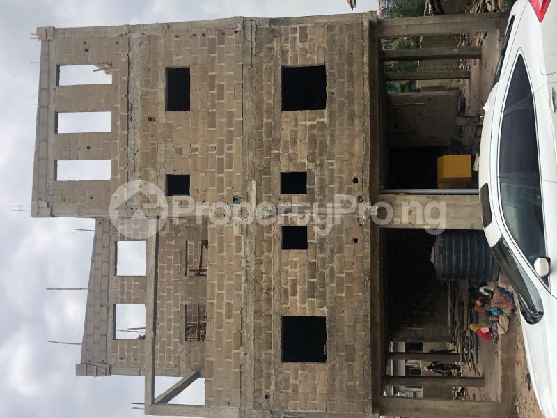 3 bedroom Shared Apartment Flat / Apartment for sale 9 Tolu Williams street Kayfarm estate Obawole ogba  Iju Lagos - 2