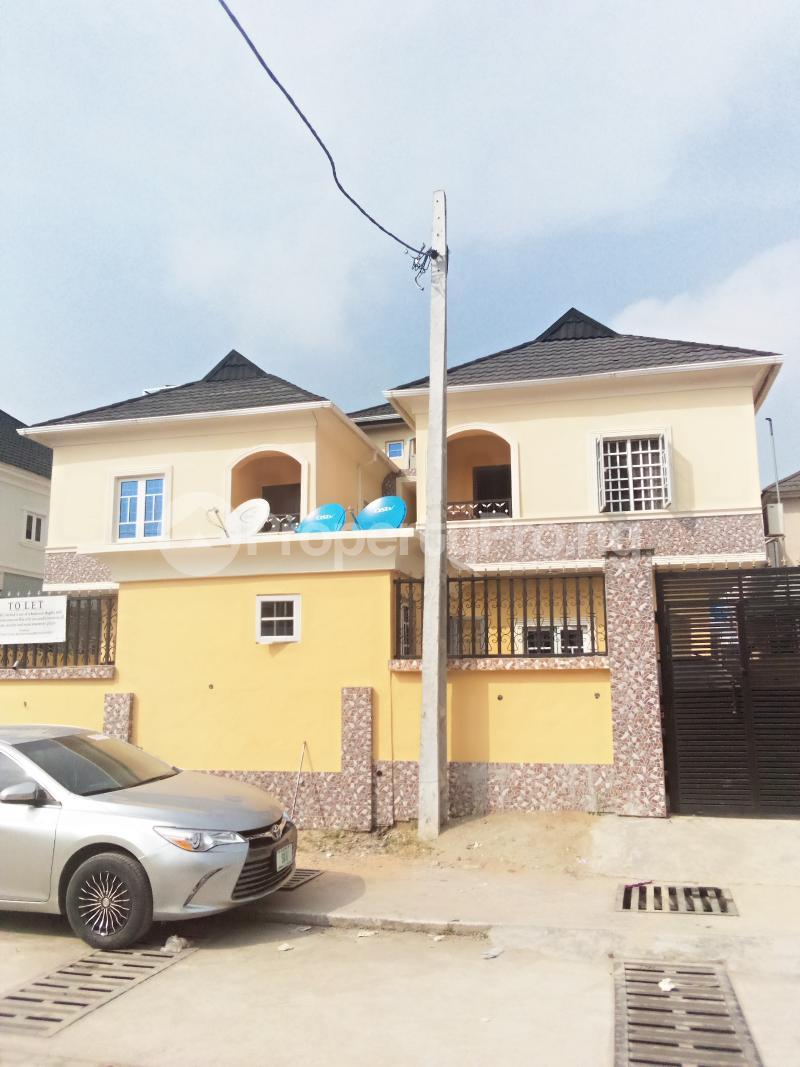 3 bedroom Penthouse Flat / Apartment for rent Chevy view estate chevron Lekki Lagos - 0