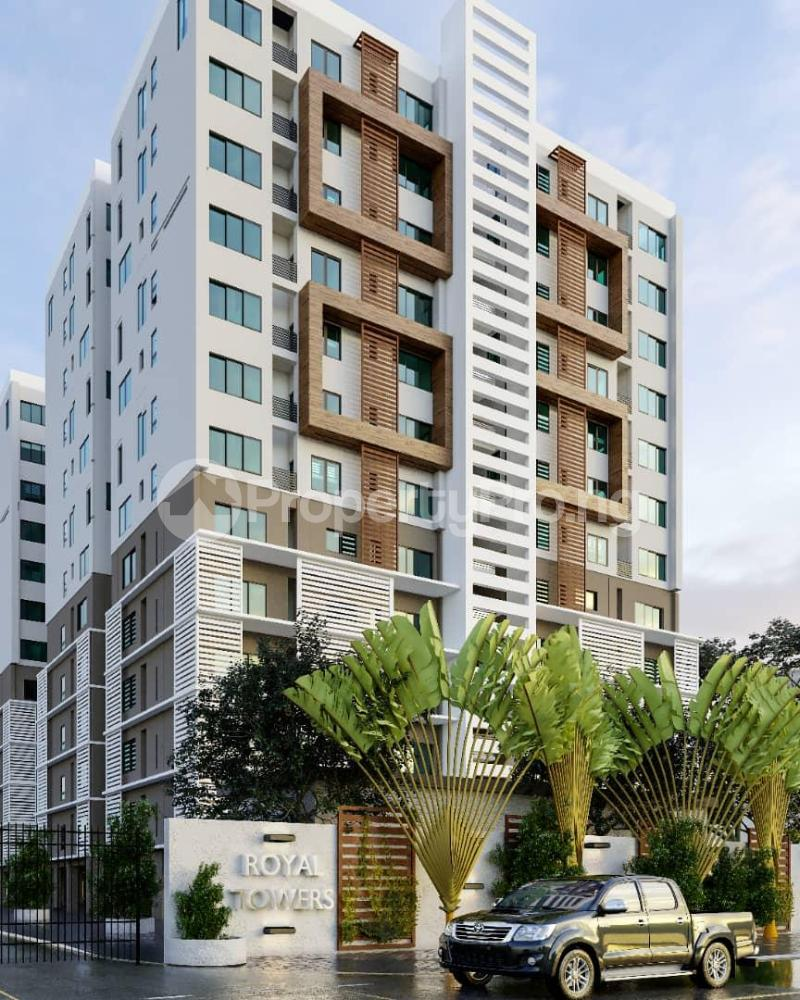 4 bedroom Massionette House for sale Osborne Foreshore Osborne Foreshore Estate Ikoyi Lagos - 0