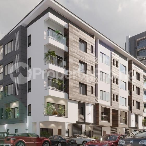 4 bedroom Massionette House for sale Osborne Foreshore Osborne Foreshore Estate Ikoyi Lagos - 2