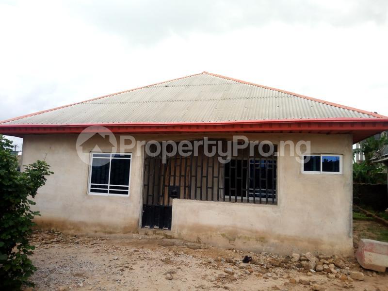 3 bedroom House for sale Inyang Efe Street Off Ikot Ekpene Road By Ibom Specialist Hospital Uyo Akwa Ibom - 1