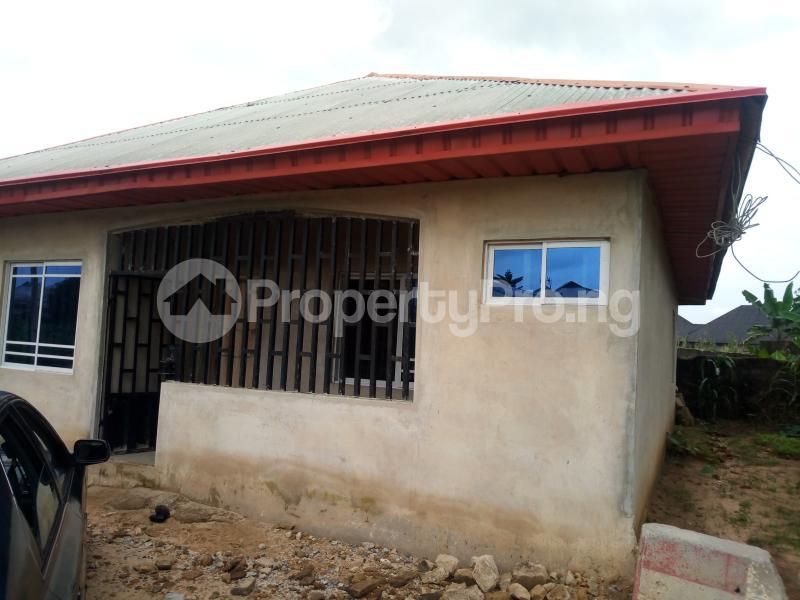3 bedroom House for sale Inyang Efe Street Off Ikot Ekpene Road By Ibom Specialist Hospital Uyo Akwa Ibom - 2