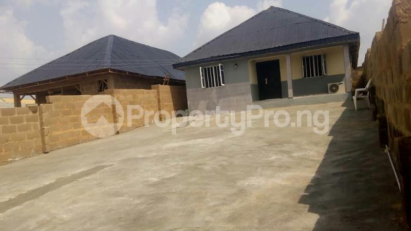 3 bedroom Bungalow for shortlet 1 Isebo Alakia Ibadan Oyo - 1