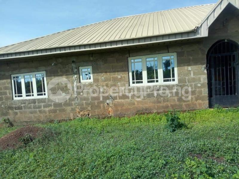3 bedroom Detached Bungalow House for sale Adeneye central mosque after Alaran bus stop off olodo bank/Iwo road ibadan Iwo Rd Ibadan Oyo - 0