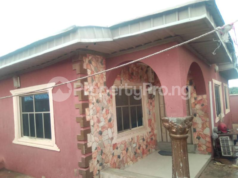 4 bedroom Detached Bungalow House for sale 3 bedroom bungalow at Olupoyi Apata after After Bembo ibadan Oluyole Estate Ibadan Oyo - 4