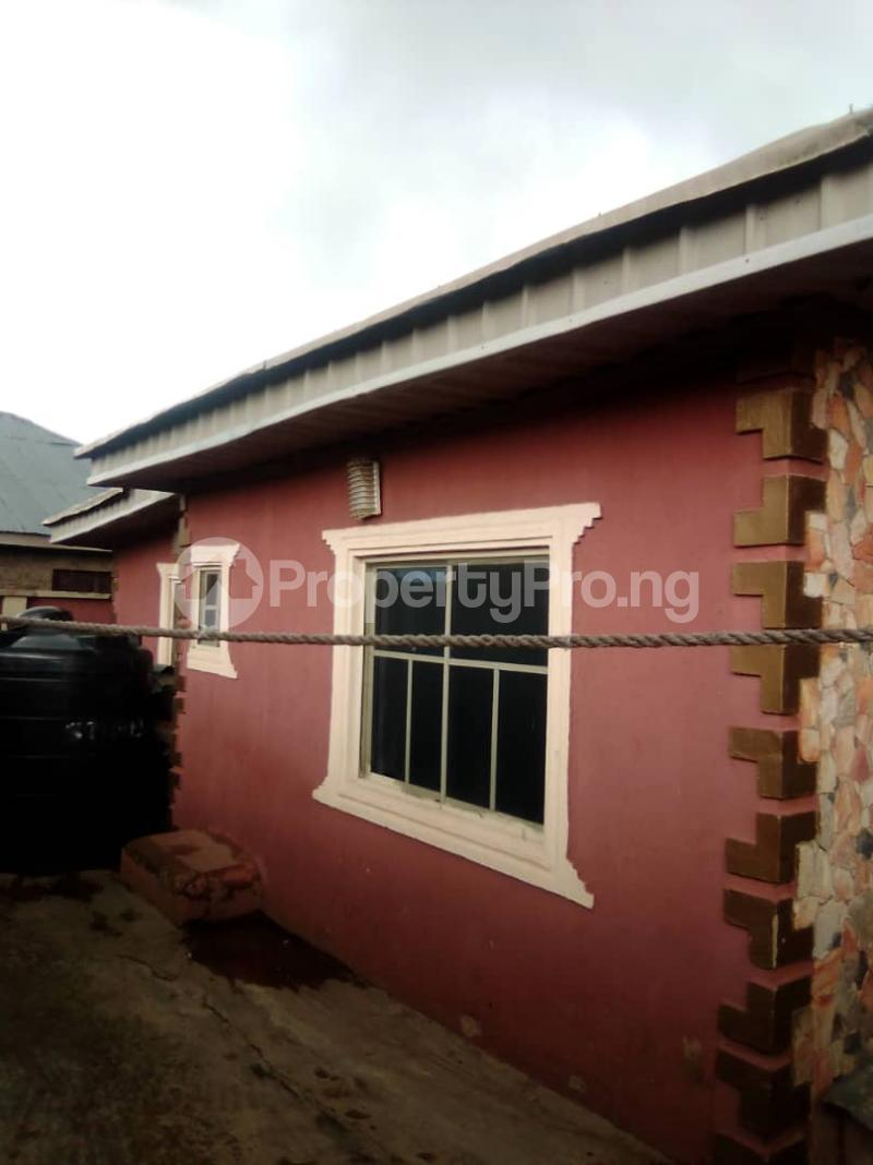 4 bedroom Detached Bungalow House for sale 3 bedroom bungalow at Olupoyi Apata after After Bembo ibadan Oluyole Estate Ibadan Oyo - 0