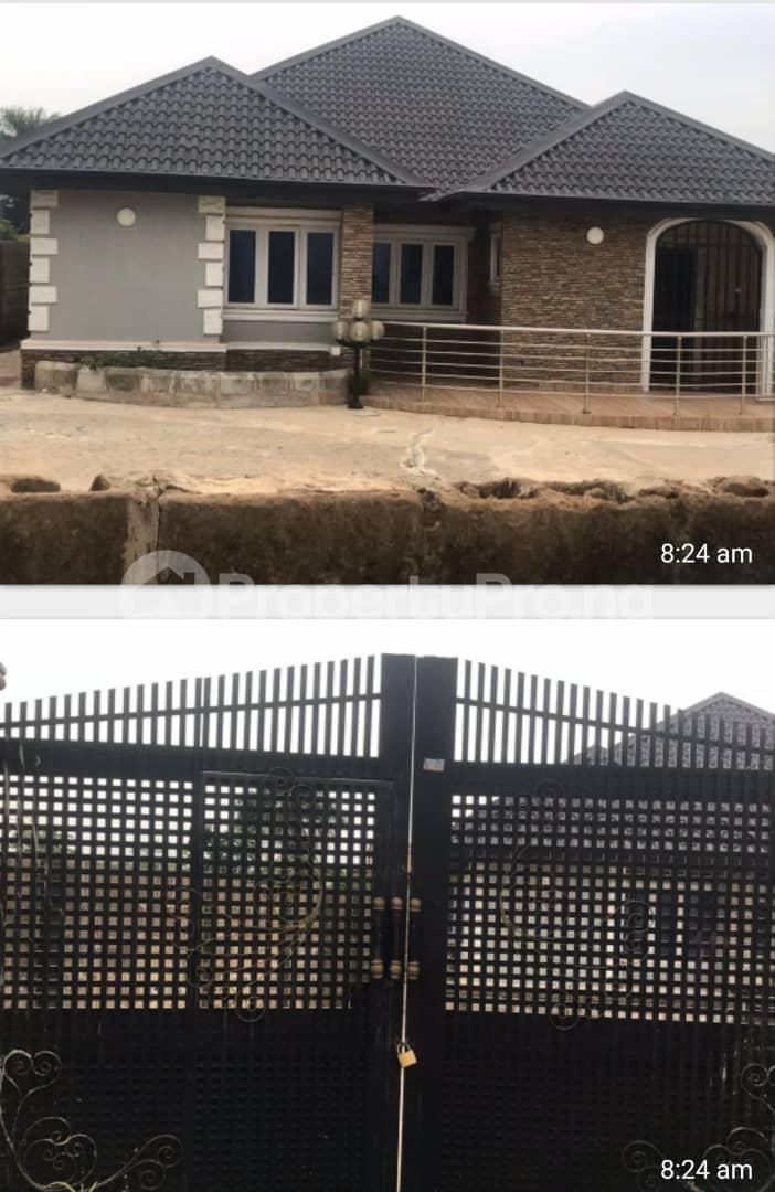 3 bedroom Detached Bungalow House for sale  wire & cable apata ibadan Apata Ibadan Oyo - 0