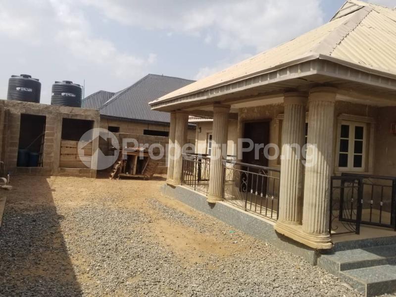 4 bedroom Detached Bungalow for sale Alakia, Adegbayi Ibadan Iwo Rd Ibadan Oyo - 0
