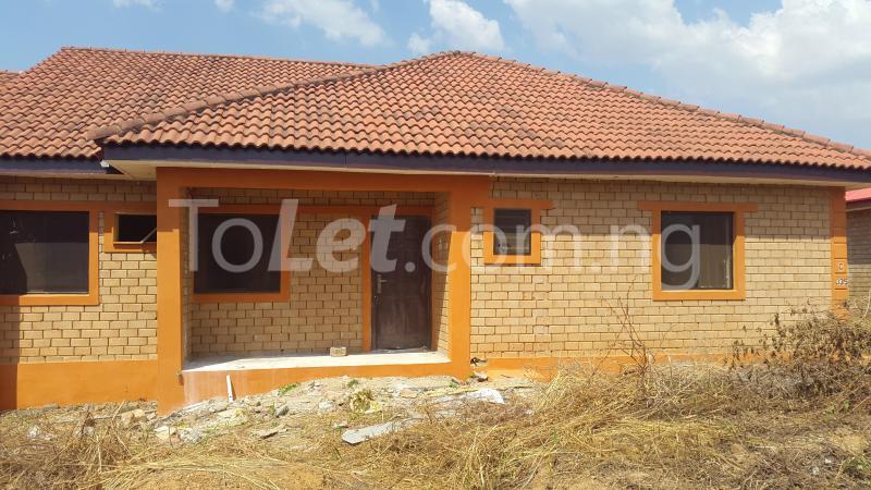 House for sale By Aguegbe Farms Kuje Abuja - 1