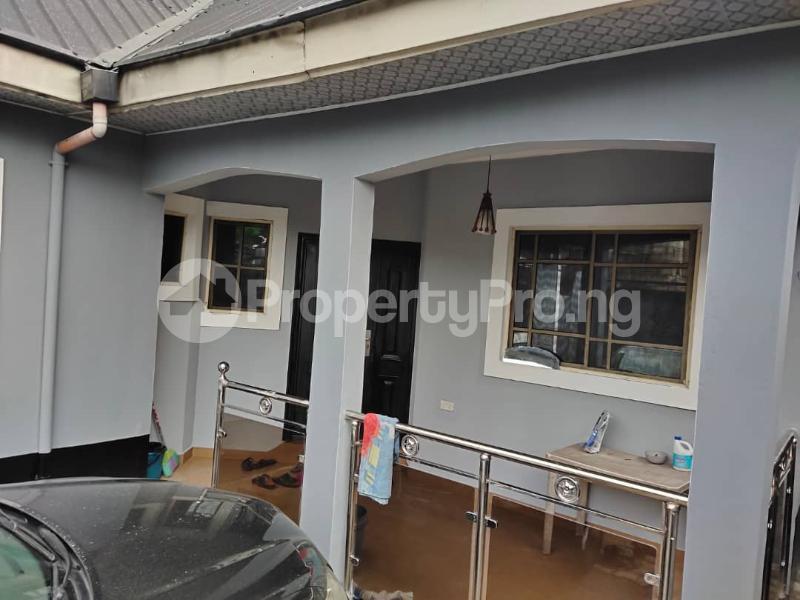 3 bedroom Detached Bungalow for sale 9 Manuchim Crescent Off Chituga Street, Ebom Estate Off Shedrak Road. Rumueheleze Elelenwo. Port Harcourt Rivers - 1