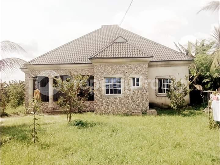 3 bedroom Detached Bungalow House for sale Nkpor  Rumolumeni Port Harcourt Rivers - 1