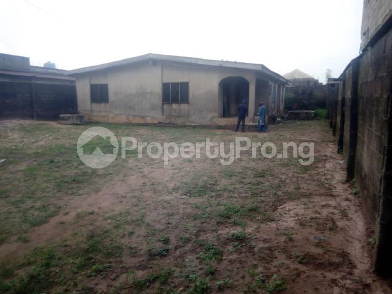 3 bedroom Detached Bungalow for sale Adekunle Bamgboye Street, Off Joke Ayo Road Alagbado Abule Egba Lagos - 0