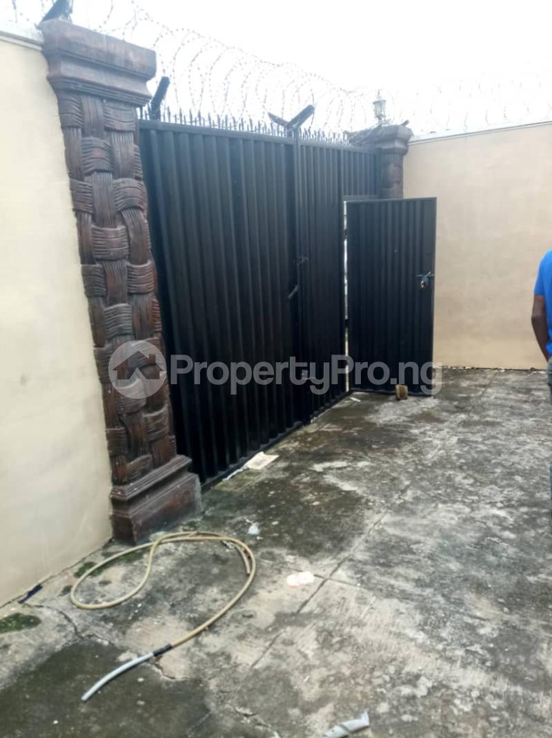3 bedroom Semi Detached Bungalow for rent Gowon Estate Egbeda Alimosho Lagos - 7