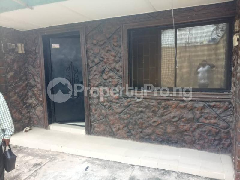 3 bedroom Semi Detached Bungalow for rent Gowon Estate Egbeda Alimosho Lagos - 0