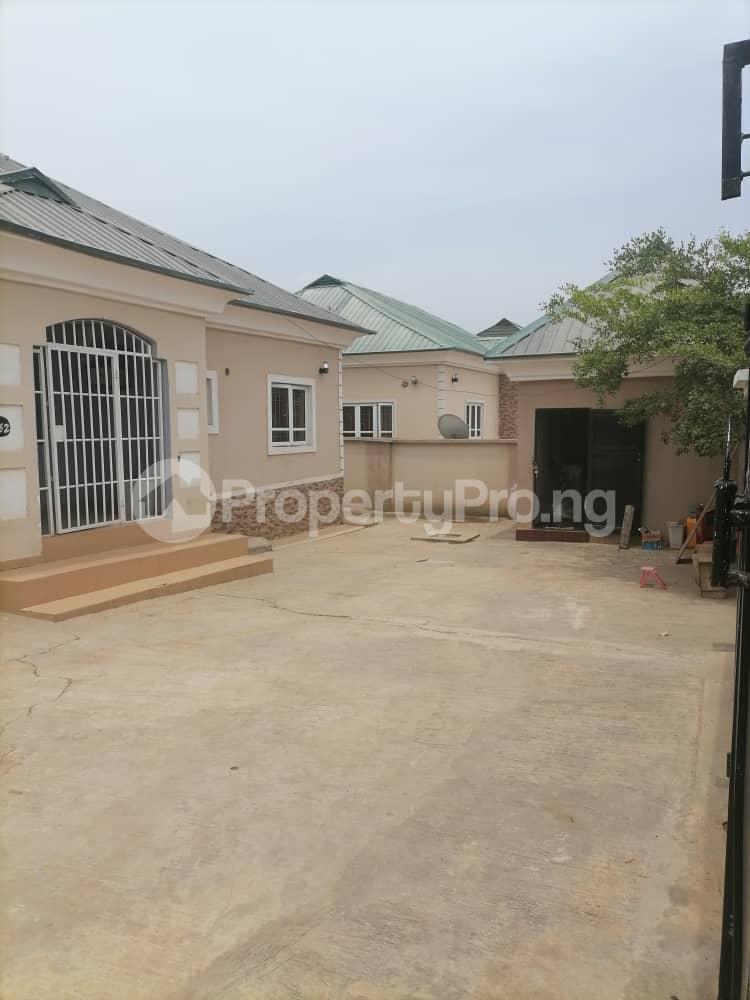 3 bedroom Detached Bungalow for sale Army Housing Estate Kurudu Abuja - 1