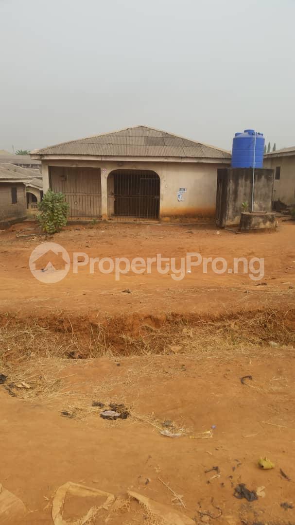 3 bedroom Terraced Bungalow House for sale Toyin Olokun Street Oke-eletu  Ijede Ikorodu Lagos - 1