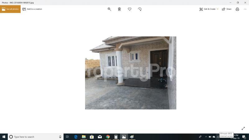 3 bedroom Detached Bungalow House for sale Opposite  adejumo grammar school Ede North Osun - 10