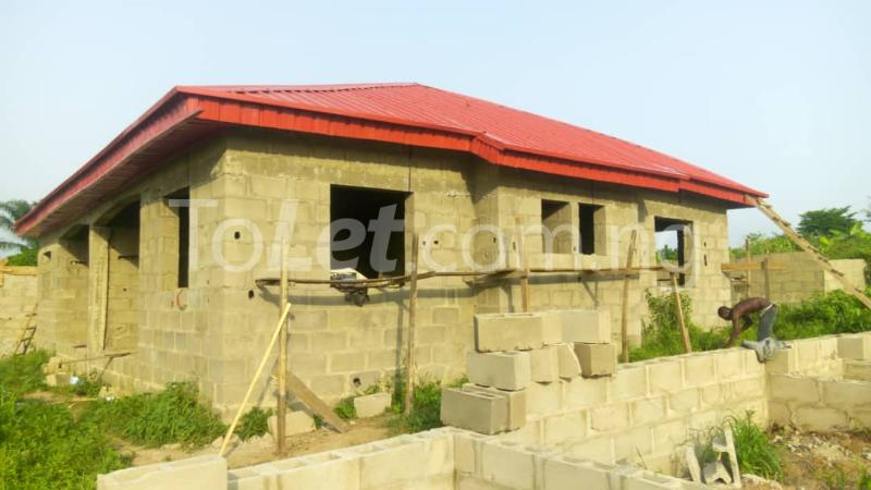 3 bedroom Semi Detached Bungalow House for sale Ileke Town, 3mins to RCCG Camp, After Christopher University, Mowe Mowe Obafemi Owode Ogun - 0