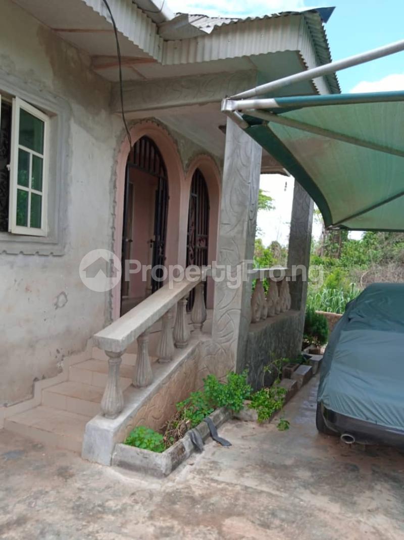 3 bedroom Detached Bungalow for sale Aiyepe Sagamu Sagamu Ogun - 1