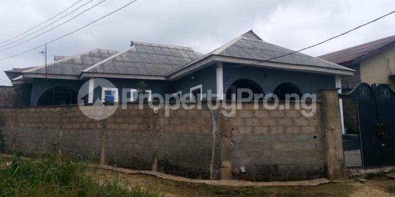3 bedroom Detached Bungalow House for sale Unity Estate, Kara, Ibafo Obafemi Owode Ifo Ifo Ogun - 0