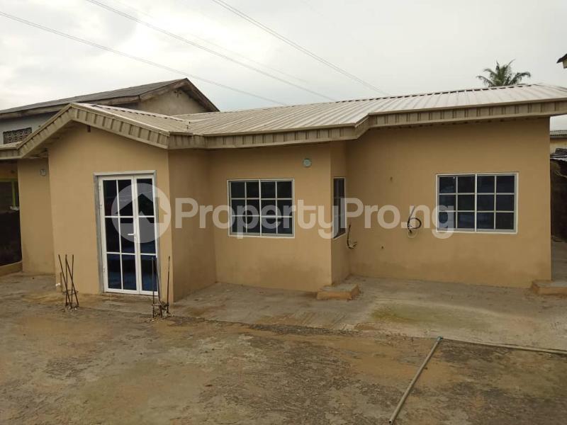 3 bedroom Detached Bungalow House for rent  mamkanjuola street  Aguda Surulere Lagos - 0