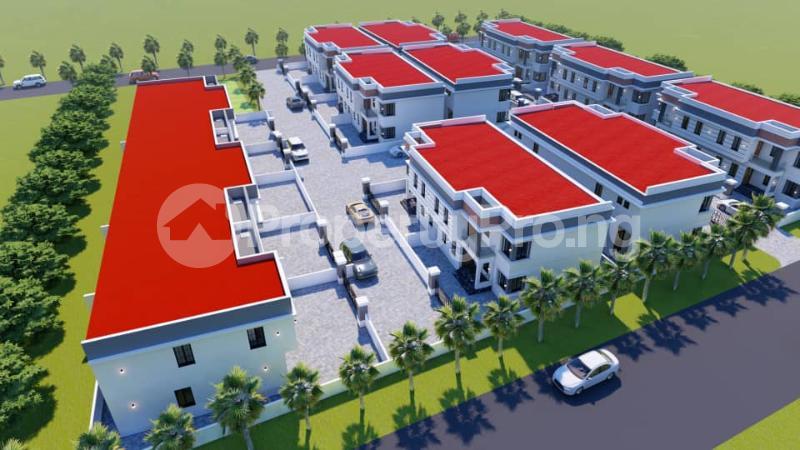 4 bedroom Semi Detached Duplex House for sale Inside a fully Resident Estate Bogije Sangotedo Lagos - 7