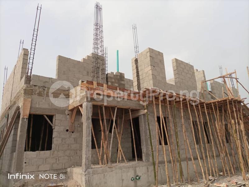 4 bedroom Semi Detached Duplex House for sale Inside a fully Resident Estate Bogije Sangotedo Lagos - 1