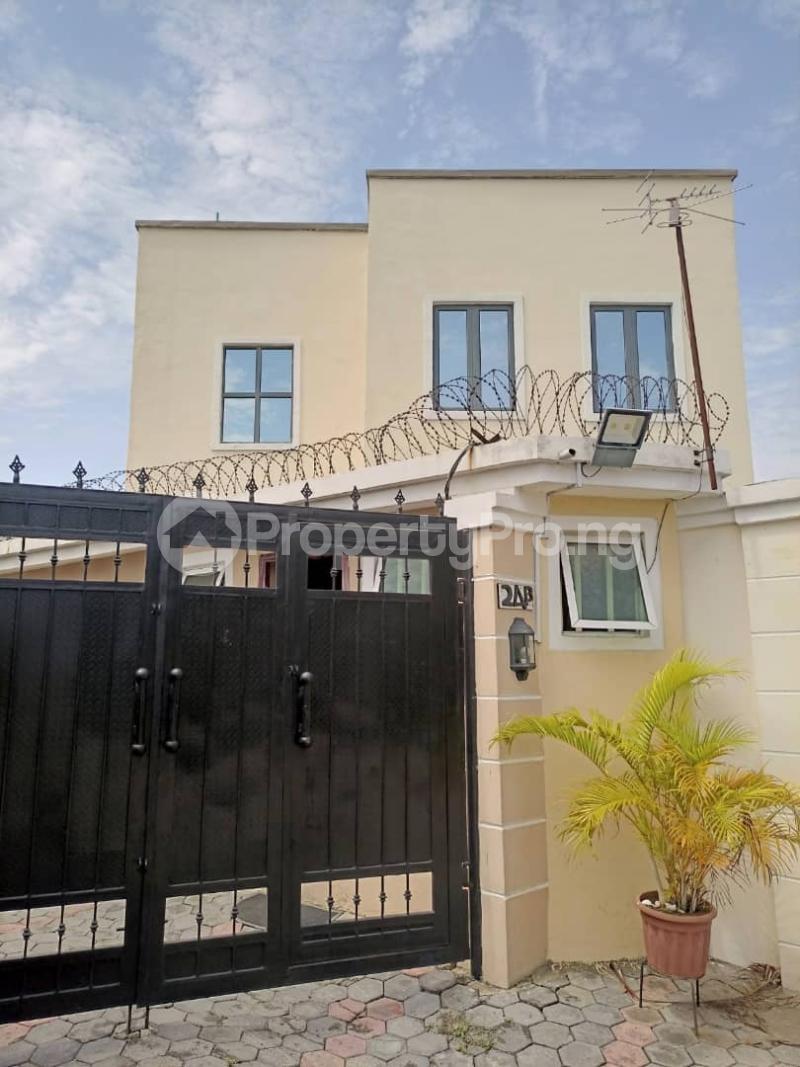 3 bedroom Detached Duplex House for sale Lekki Phase 1 Lekki Lagos - 1