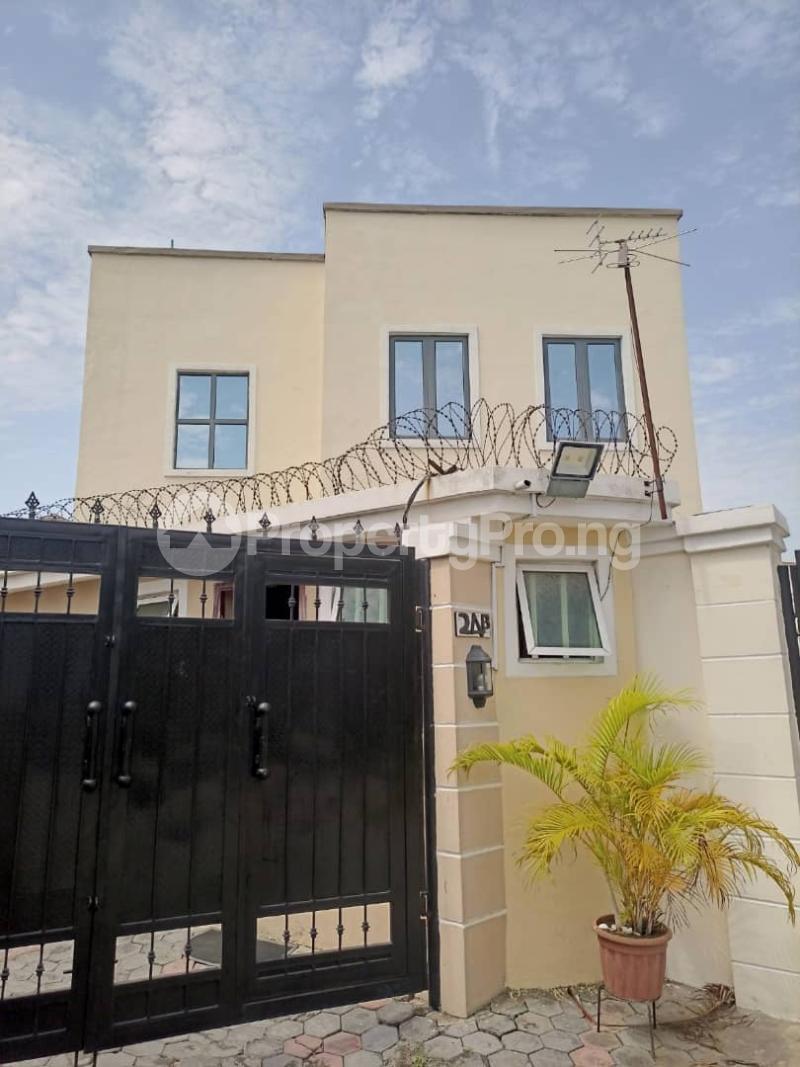 3 bedroom Detached Duplex House for sale Lekki Phase 1 Lekki Lagos - 0