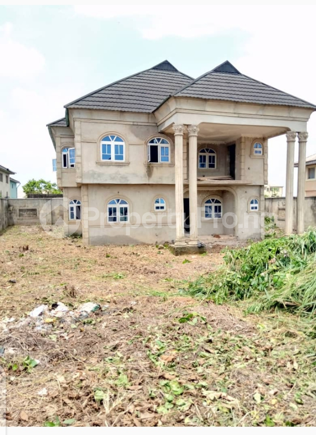 3 bedroom Detached Duplex for sale Golden Estate Irewon Ijebu Ode Ijebu Ogun - 0