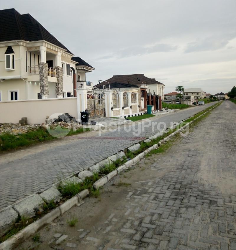 3 bedroom Semi Detached Duplex House for sale Eden garden Estate Ajah Lagos - 5