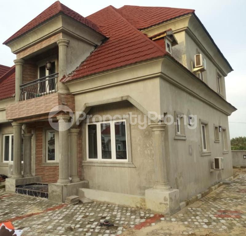 3 bedroom Semi Detached Duplex House for sale Eden garden Estate Ajah Lagos - 6