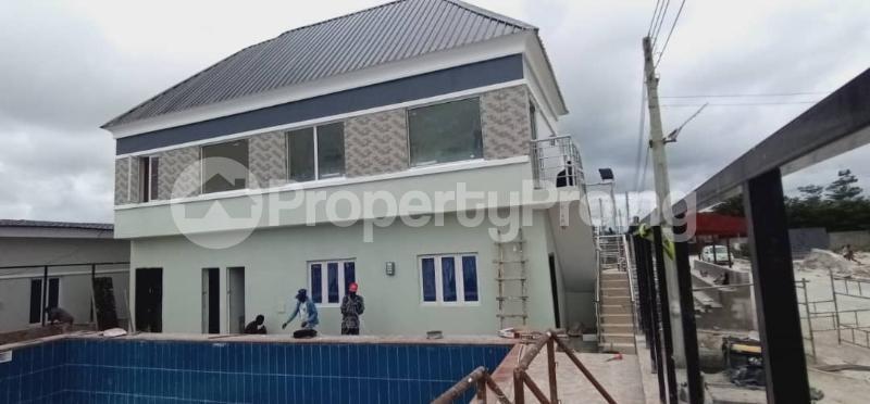 3 bedroom Semi Detached Duplex House for sale Bogije Sangotedo Lagos - 0