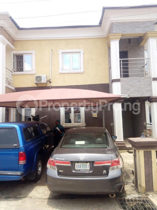 3 bedroom Terrace for rent Minimah Estate Airport Road(Ikeja) Ikeja Lagos - 0