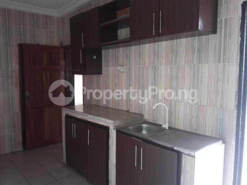 3 bedroom Blocks of Flats House for rent Olive estate Ago palace Okota Lagos - 3