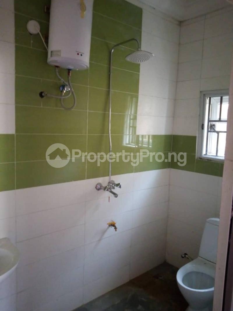 3 bedroom Blocks of Flats for rent Peace Estate Ago palace Okota Lagos - 4