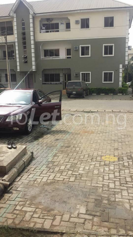 3 bedroom Flat / Apartment for sale County Estate Pen Cinema Agege Pen cinema Agege Lagos - 0